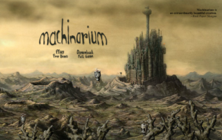 Machinarium Online Demo