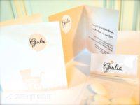 Geboortekaartje Giulia
