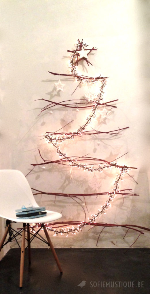christmas tree diy alternative