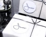 James Studio Blanche zeepjes