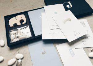Geboortedoosjes Jacob - uniek concept geboortekaartje met doopsuiker op maat
