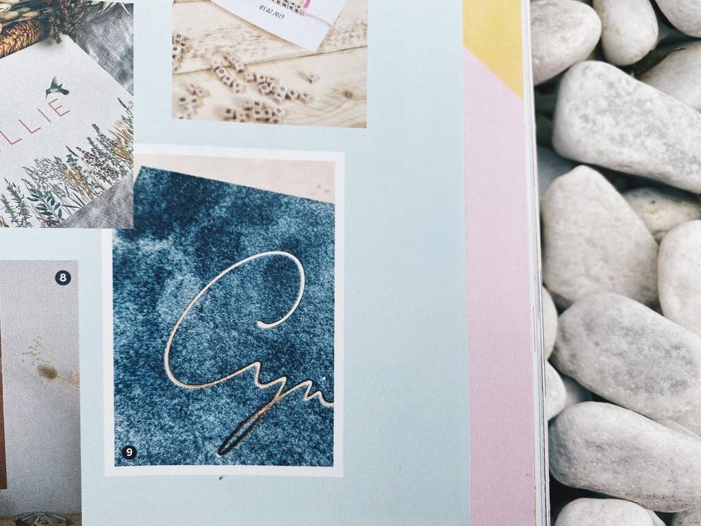 Studio Mustique Flair baby special geboortekaartjes